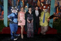 'Zootopia' rules, Sacha Baron Cohen's 'Brothers Grimsby' bombs