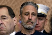 Bum steer: Freedom has a price for NYC bull saved by Jon Stewart