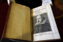 Rare Shakespeare First Folio found on Scottish island