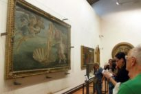 Florence fines Uffizi Gallery director for ticket tout warning