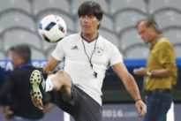 Loew's 'scratch and sniff' video no issue says Germany's Podolski
