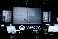 Microsoft unveils slimmer Xbox- Sony's VR headset to hit U.S. in October