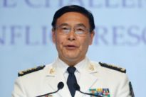 China admiral warns freedom of navigation patrols could end 'in disaster'