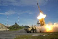 South Korea chooses site of THAAD U.S. missile system amid protests