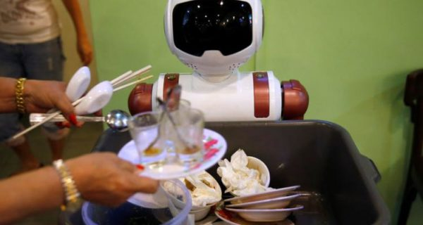 Can Singapore's labor crunch spark a robot revolution?
