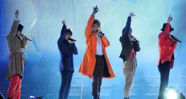 Japanese boy band SMAP disappoints fans by announcing break-up