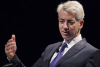 Ackman's Pershing Square Holdings gains 5.8 percent in August