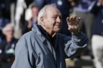 Golfing great Arnold Palmer, who led `Arnie`s Army,` dies at 87