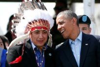 From prairie to the White House: Inside a Tribe`s quest to stop a pipeline