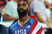 Olympic sprinter Tyson Gay`s teen daughter killed in Kentucky crossfire
