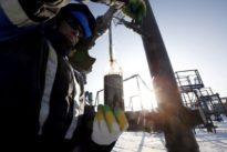Oil prices steady ahead of U.S. election, weak China data weighs