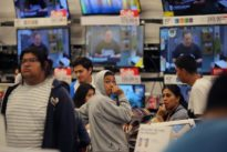 Thanksgiving, Black Friday store sales fall, online rises