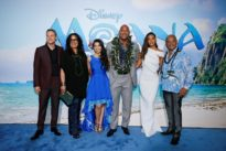 `Moana` Tops Thanksgiving Box Office, `Rules Don`t Apply` Bombs, `Allied` and `Bad Santa 2` Stumble