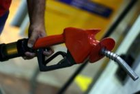 Oil prices fall over doubts of planned crude output cut