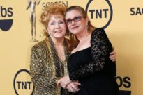 Debbie Reynolds and daughter Carrie Fisher to be buried side by side