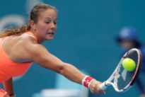 Teenaged Russian ousts world number one Kerber in Sydney
