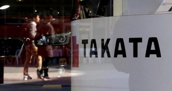Takata to set aside $864 million as part of U.S. DOJ settlement