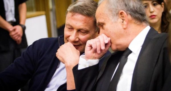 Former Israeli business tycoon Dankner appeals conviction