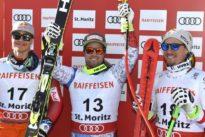 Feuz wins Alpine skiing downhill gold for Switzerland