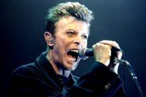 David Bowie`s `Blackstar` wins British album prize at Brit Awards