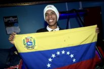 Back in Venezuela, `world`s worst skier` proud of his performance