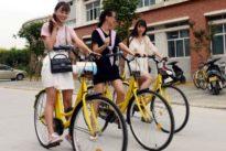 Ofo, Chinese bike-sharing firm, raises $450 million in latest funding round