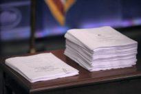Republican health plan clears first hurdles, fate uncertain