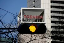 Japan minister agrees to share Toshiba case information with U.S.: Kyodo