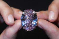 $60 million `Pink Star` diamond goes back on sale next month