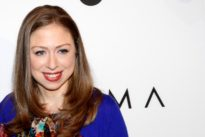 Lively, Chastain, Chelsea Clinton honored for philanthropic work
