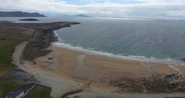 Irish beach reappears 33 years after vanishing into Atlantic Ocean