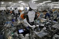 Desperately short of labor, mid-sized Japanese firms plan to buy robots