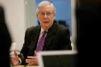 Exclusive – Hate the tweets, love the agenda: McConnell on Trump