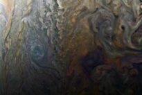 U.S. spacecraft finds cyclones, ammonia river on Jupiter