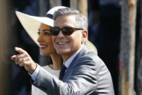 Amal and George Clooney welcome boy and girl twins