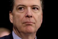 Ex-FBI chief Comey tells U.S. senators Trump pressured him on Russia probe