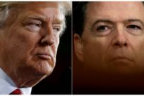 Comey`s caution to meet Trump`s tweets in Russia hearing