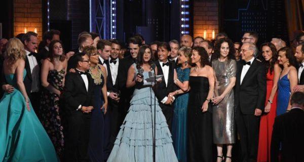 `Dear Evan Hansen,` Bette Midler, `Oslo` win big at Broadway`s Tony Awards