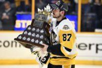 Penguins` Crosby wins Conn Smythe Trophy as playoff MVP
