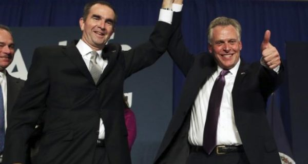 Race for governor in Virginia set after tight primary race