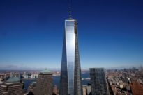 Architect claims NY`s One World Trade Center stole his design
