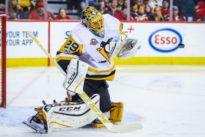 Penguins` Fleury left available for Vegas expansion draft