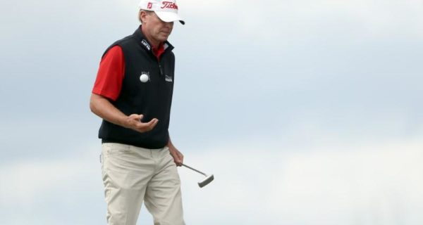 Stricker soaks up the hometown support at the U.S. Open