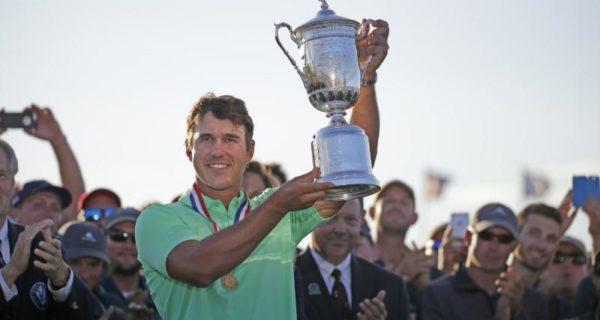 Major change as Koepka wins U.S. Open