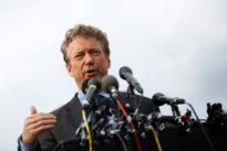 Four Republican senators say they cannot support healthcare bill