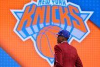 Knicks pick caps crazy week for France`s Ntilikina