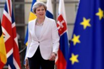 UK offer to EU citizens `very fair`, `very serious`: May
