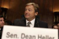 Republican Senator Heller opposes healthcare bill: MSNBC