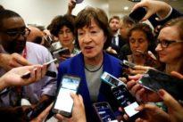 Key Republican Collins has `serious concerns` on healthcare bill