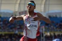 Athletics: Japan prodigy Sani Brown eyes big scalps in London